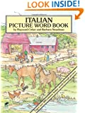 Italian Picture Word Book (Dover Children's Language Activity Books)