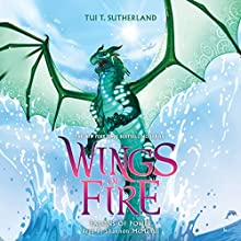 Talons of Power: Wings of Fire, Book 9 | Livre audio Auteur(s) : Tui T. Sutherland Narrateur(s) : Shannon McManus