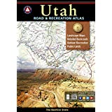 Benchmark Utah Road & Recreation Atlas: State Recreation Atlases (Benchmark Map: Utah Road & Recreation Atlas)by Benchmark Maps