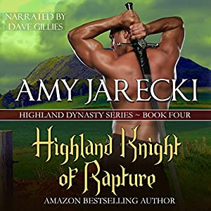 Highland Knight of Rapture Audiobook