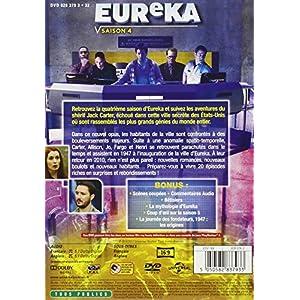 Eureka - Saison 4
