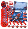 The Amazing Spiderman 48 Piece Favor Pack
