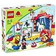 Lego - 5593 - Jeu de construction - DUPLO LEGOVille - Le cirque