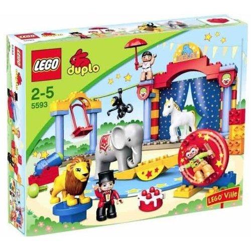 LEGO DUPLO 5593 LEGOVille Circus