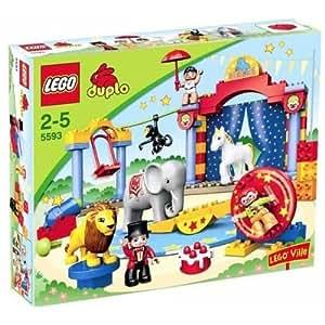 Lego Duplo 5593 - Zirkus