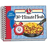 Our Favorite 30-Minute Meals Cookbook (Our Favorite Recipes Collection)
