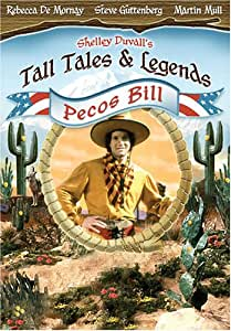 Shelley Duvall's Tall Tales & Legends - Pecos Bill