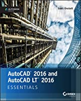 AutoCAD 2016 and AutoCAD LT 2016 Essentials Front Cover