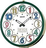 SEIKO CLOCK (セイコークロック) 掛け時計 ファンタジア からくり RE540M