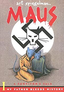 "Cover of ""Maus: A Survivor's Tale, My Fat..."