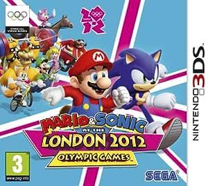Mario & Sonic bei den Olympischen Sommerspielen: London 2012 [Pegi]