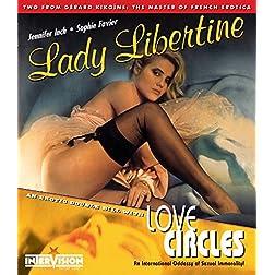 Lady Libertine / Love Circles [Blu-ray]