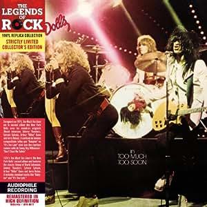 Too Much Too Soon - Cardboard Sleeve - High-Definition CD Deluxe Vinyl Replica