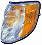 Depo 340-1505L-AS-CY Mercedes-Benz S-Class Driver Side Replacement Parking/Signal Light Assembly