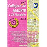 Callejero digital de Madrid y 26 municipios 2012