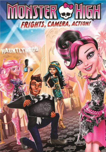 61FB79ubGLL Monster High: Frights, Camera, Action!