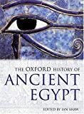 The Oxford History of Ancient Egypt cover image