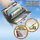 Indestructible Aluminum Wallets
