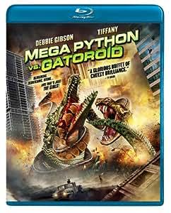 Mega Python vs. Gatoroid [Blu-ray]
