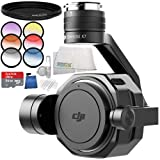 DJI Zenmuse X7 Camera and 3-Axis Gimbal Ultimate Accessory Bundle, Lens Excluded (Color: Lens Excluded, Tamaño: Ultimate Accessory Bundle)