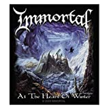 Immortal - Patch At The Heart Of Winter (in One Size)