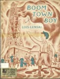 img - for Boom town boy, book / textbook / text book