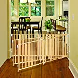 North-States-Supergate-X-Wide-Swing-Wood-Gate