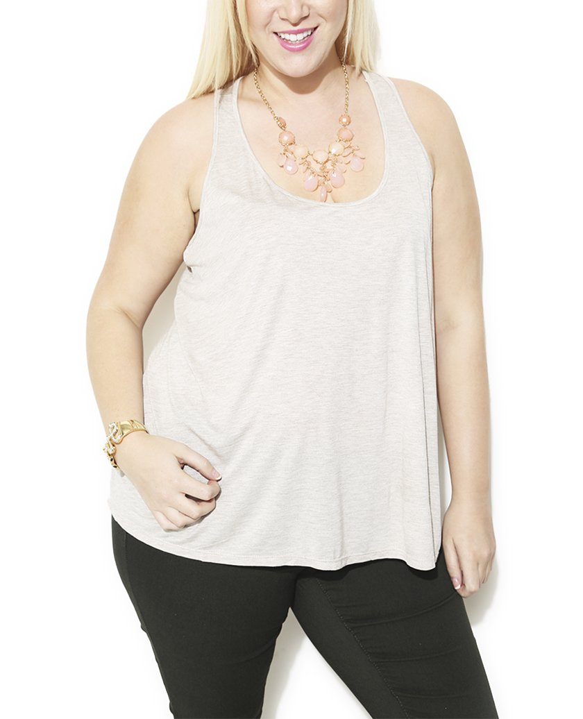 Wet Seal Women's Button Back Tank