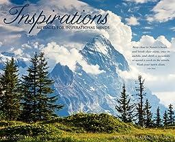 Inspirations 2015 Wall Calendar