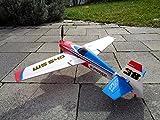 RC-24-Ghz-Sportflugzeug-S-POWER-WS540-4-Kanal-ferngesteuertes-Flugzeug