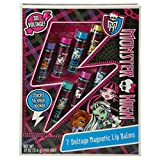 Monster High Voltage Magnetic Lip Balm 7 Piece Gift Set