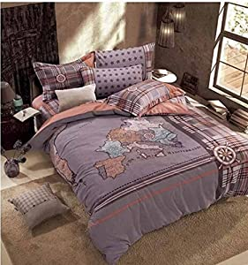 Amazon Com Andreannie 174 King Size Bedding Sets Nautical