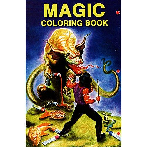 "MMS Mini Coloring Book (Animal) Sizes ""5.5 x 8.5""- Trick"