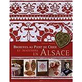Broderie au point de croix et traditions en Alsacepar Fabienne Bassang