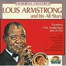 Louis Armstrong: Pasadena, Civic Auditorium (Giants of Jazz)