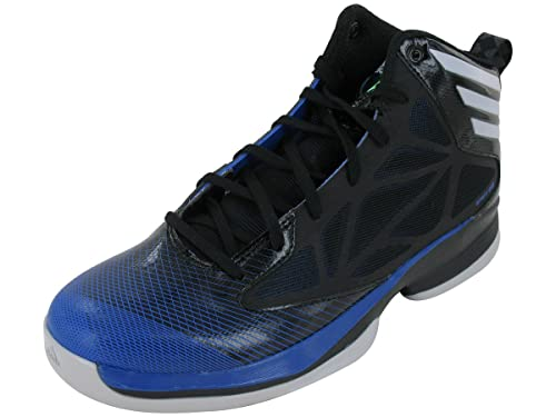 adidas basketball shoes blue and black