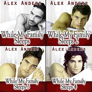 While My Family Sleeps 1-4 Audiobook