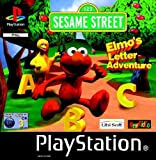 Sesame Street: Elmo's Letter Adventure (PS)