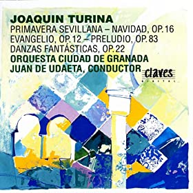 Turina: Vol. II, Selected Symphonic Pieces