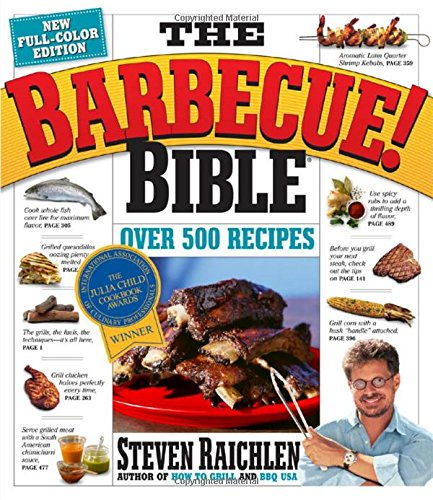 The Barbecue! Bible - Over 500 Recipes