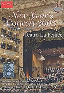 New Year's Concert 2008 from the Teatro La Fenice