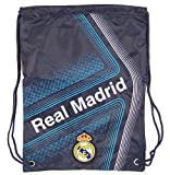 Real Madrid Official SOCCER One Size Cinch Backpack by Rhinox Group