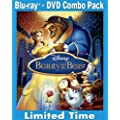 Beauty and the Beast (3-Disc BD/DVD Combo) [Blu-ray]
