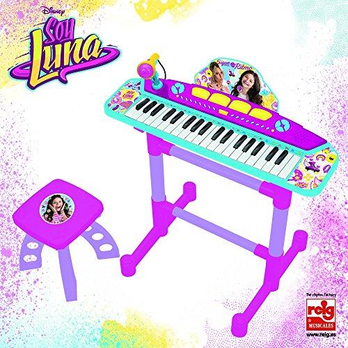 Soy Luna - Órgano con pie y banqueta (Claudio Reig 5660)