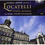 Locatelli Edition, Volume 2: Violin Sonatas