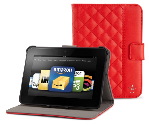 Belkin Quilted Standing Case for Kindle Fire 