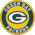 Fan Mats NFL Green Bay Packers Roundel Mat