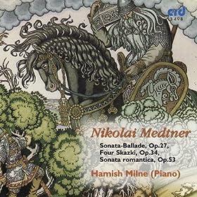 Four Skazki, Op.34: No. 4 in D minor (Molto sostenuto e semplice)