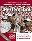 img - for Perfection! Alabama 2009 National Champions book / textbook / text book