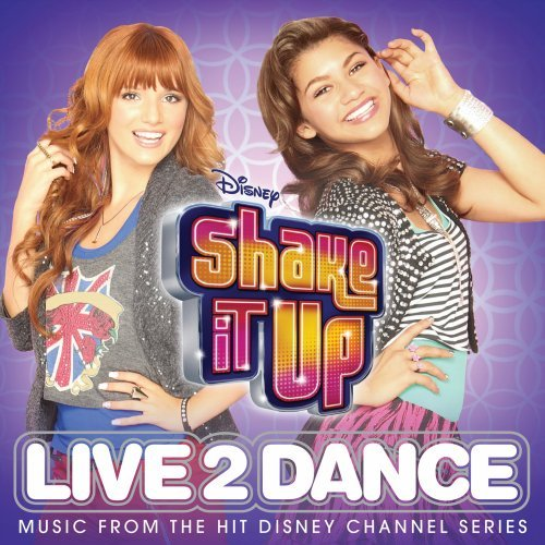 VA-Shake It Up Live 2 Dance OST-CD-FLAC-2012-PERFECT Download